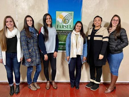 Comissão Jovem vai auxiliar Sindicato Rural na realização da Expofeira