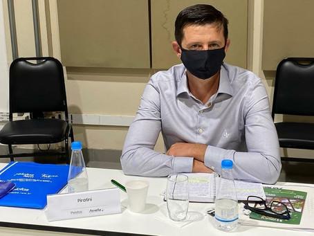 Casos de coronavírus disparam  em Piratini; prefeito diz que a situação é assustadora
