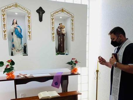 Hospital Nossa Senhora da Conceição de Piratini inaugura oratório