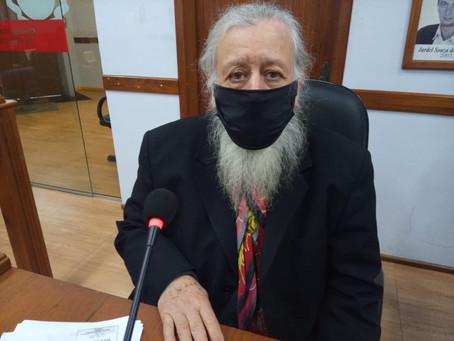 Mauro pede que Prefeitura construa cemitério para animais domésticos no município