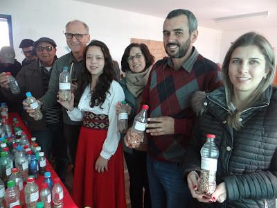 Escola Adão Pretto realiza a 3ª edição do Troca de Sementes Crioulas