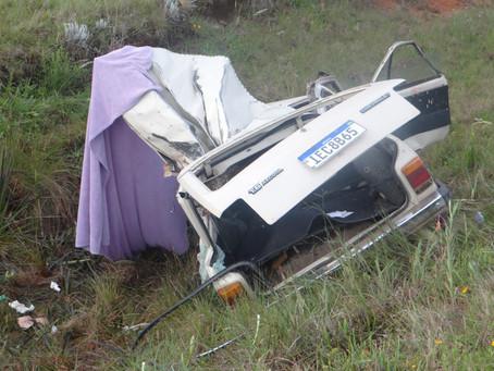 Tragédia na 702 tira a vida de jovem de 19 anos e deixa outros três feridos