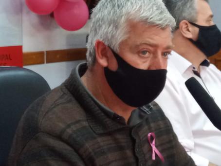 Vereador Auri pede que Prefeitura instale banheiros químicos no Centro Histórico de Piratini