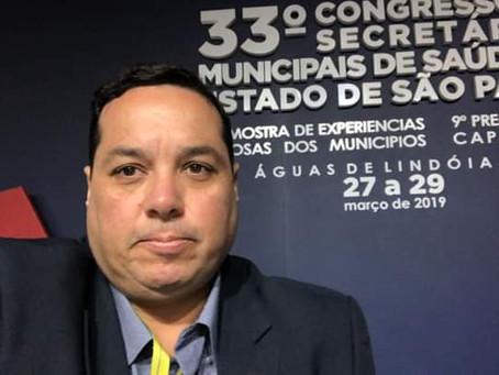 Diego disse estar preocupado com o comportamento da população em relação ao coronavírus