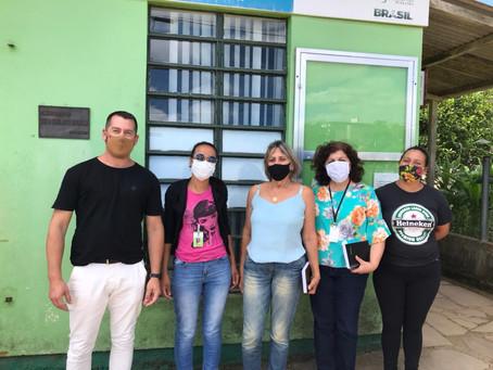 Trabalho conjunto entre secretarias vai ajudar pessoas em vulnerabilidade social no Cancelão.
