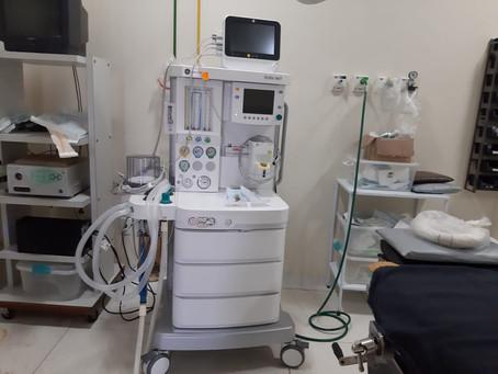 Hospital de Piratini faz novo investimento e compra equipamento de R$ 139 mil