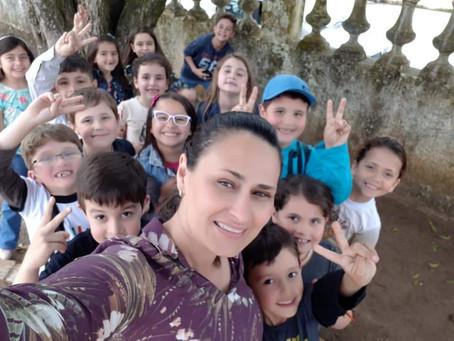 Dia do professor: a missão de ensinar desde a primeira infância