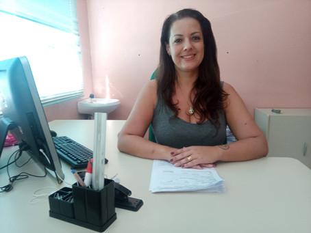 Psicóloga Gerusa Porto é a nova secretária de Saúde de Piratini