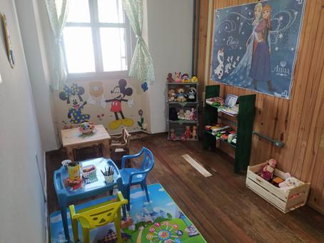 Delegacia de Polícia Civil de Piratini cria espaço destinado à crianças