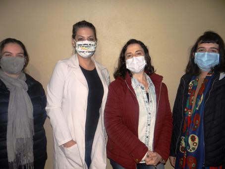 Projeto do Caps busca ouvir pessoas em isolamento social por causa do coronavírus