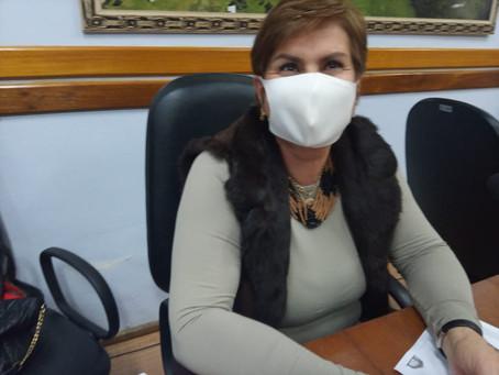 Lúcia Corral sugere que prefeitura sugere criação de uma Sede Campestre em Piratini