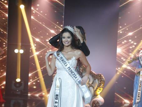 """ Teve o gostinho de vitória"", diz piratiniense sobre o título no Miss Brasil Mundo"