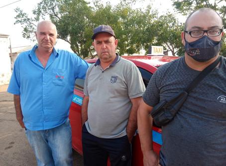 Taxistas denunciam aplicativos por clandestinidade em Piratini
