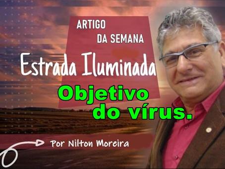 Coluna Estrada Iluminada: objetivo do vírus