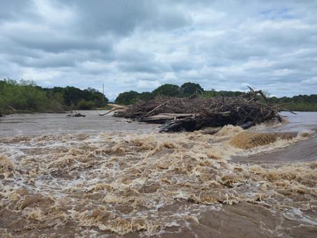 Chuvas de setembro destruíram nove pontes na zona rural de Piratini