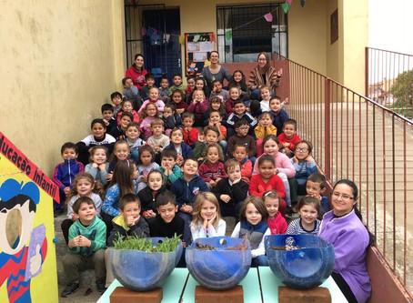 Escola Meu Lar é uma das vencedoras da edição 2019 do Programa Agrinho
