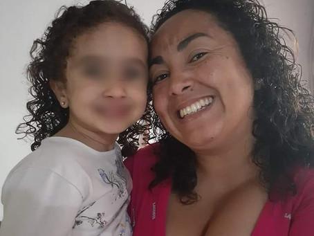 Justiça determina e menina filha de Moira volta para casa com a mãe