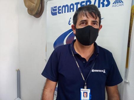 Troca: Emater Piratini tem novo chefe de escritório