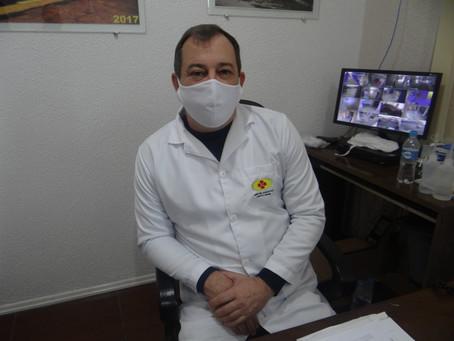 Exames de contraprova para o coronavírus das funcionárias do hospital de Piratini deram negativos