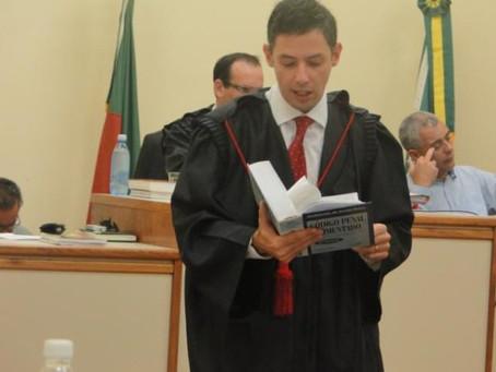 Juri que julgará acusados pelas mortes de Hermínio e Horaci acontece dia 17 de março