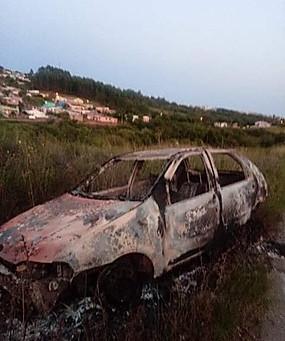 Homem é baleado na 06 de Julho e na fuga bandidos incendeiam carro