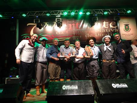 Composição de Roger Morales é a grande vencedora da 7ª Vertente da Canção Nativa de Piratini