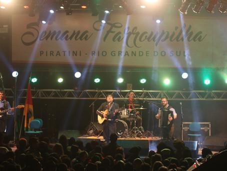 Vitão assegura que Prefeitura não vai realizar a Semana Farroupilha em 2020