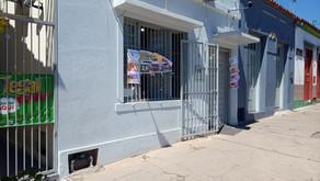 Dois homens tentam assaltar Agência Lotérica no Centro de Piratini