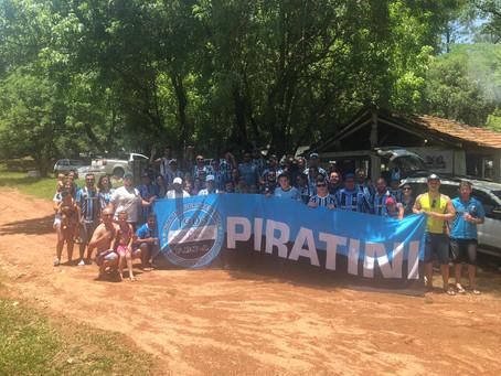 Consulado do Grêmio promove evento com as presenças de Mazaropi, Carlos Miguel e Galato