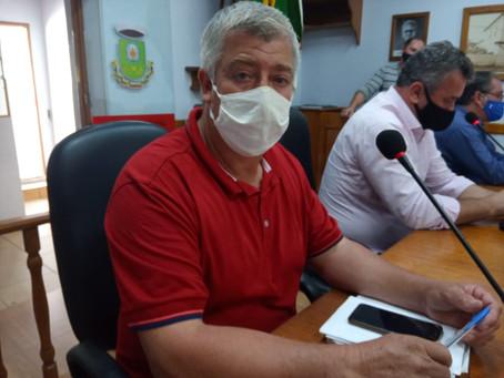 Segurança: José Auri pede mais e efetivo e  um maior envolvimento da Prefeitura