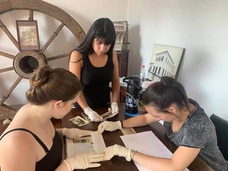 Acervo fotográfico do Museu Farroupilha de Piratini está sendo digitalizado