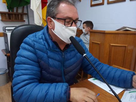 Serginho pede que Prefeitura conceda aumento no vale-alimentação a partir de 2022