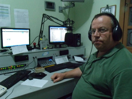 Comunicador da Rádio Com, Radialista Guilhermo Dias, morre de Covid-19 em Piratini