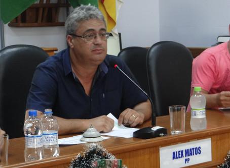 Alex Matos desiste da candidatura e nega apoio a Márcio Porto e Francisco Luçardo