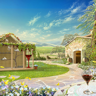 Aviaries for Wineries