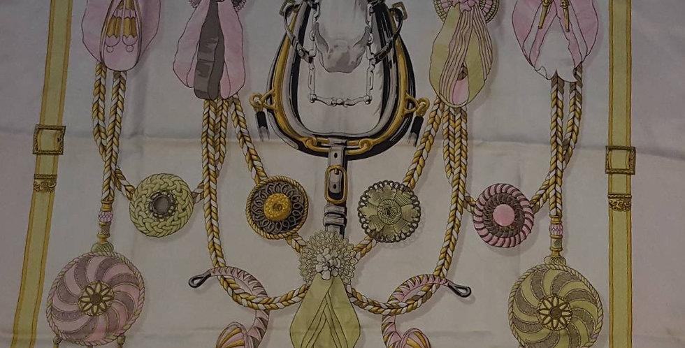 Carré foulard Hermès
