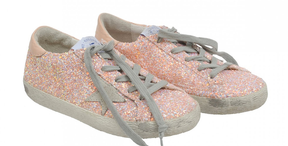 Basket Golden Goose pour Bonpoint paillettes ✨