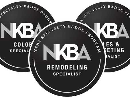 NKBA offers new credentials program