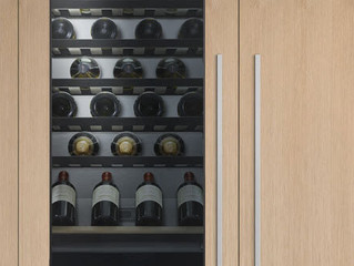 Fisher & Paykel Introduces New Integrated Wine Column