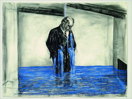 William Kentridge courtesy Museum Modern Art
