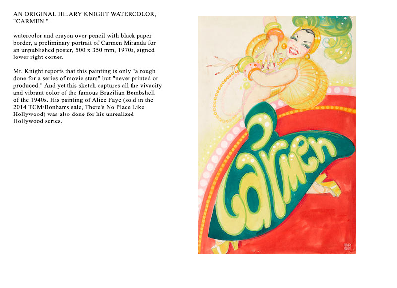 Lot 33 The World of Hilary Knight at Bon