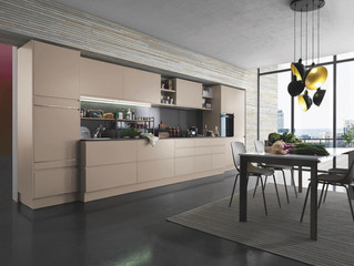 Lineadecor Introduces New 2020 Collection: X-Matt Lacquered Kitchens