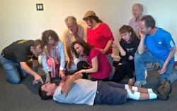 Improv Workshops at ANDTHeatre