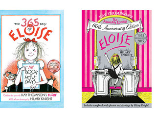 Eloise turns 60: gifts inspired by a literary icon