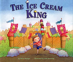 The Ice Cream King, by Steve Metzger