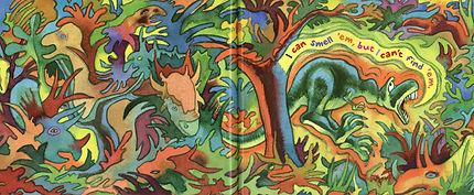 James McMullan, Artist & Illustrator   Children's Books   I'm Bad! ©