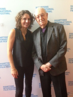 Hilary Knight with Stacy Reiss at HIFF