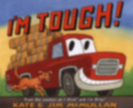 James McMullan, Artist & Illustrator | Children's Books | I'm Tough ©