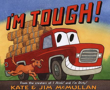 James McMullan, Artist & Illustrator | Children's Books | I'm Tough ©