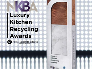Open Call for the First Annual Luxury Kitchen Recycling Awards